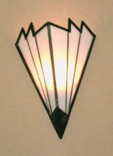 5205 Cb1 Br S Ba Brass Art Deco Sconce ADG Lighting