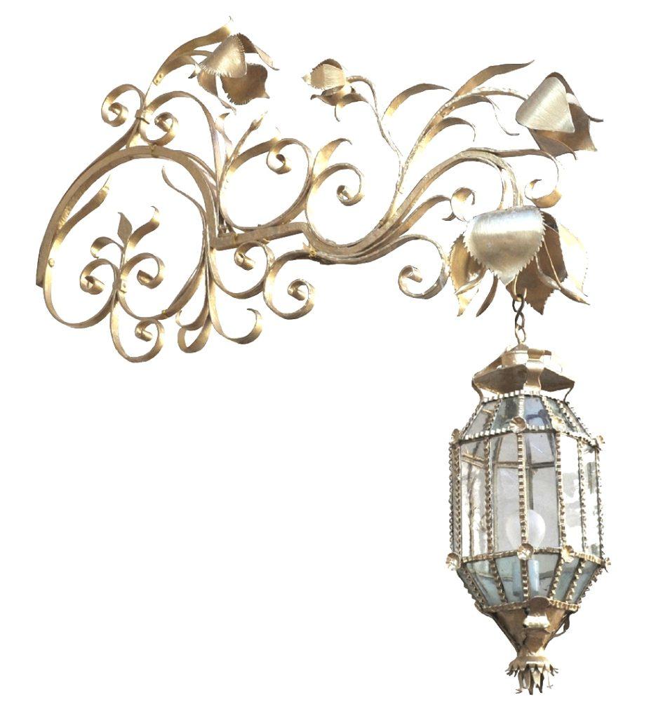 830 Mb1 Ir St W Shba Old World Lantern 2 ADG Lighting Julia Morgan