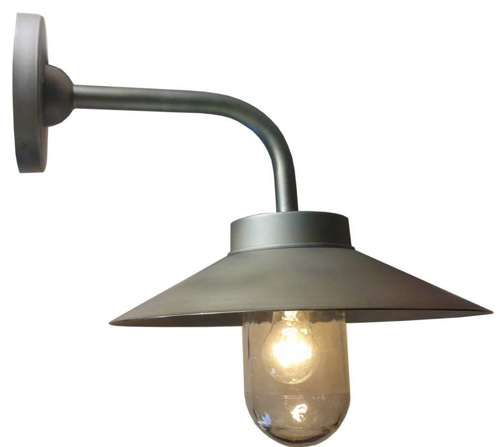 Gooseneck 80597 Mb1 St W Sh Wallace Large Wall Warehouse A – ADG Lighting