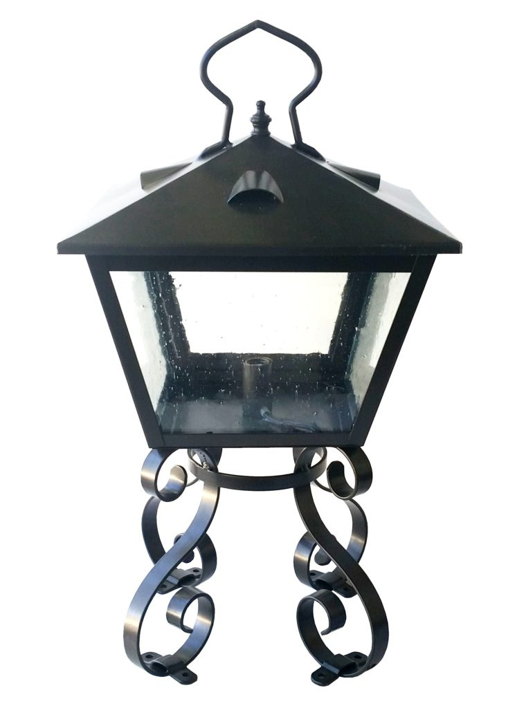 On Ground Lantern 710.5 Cb1 Ir Pil Ba Reed Landscape Light – ADG Lighting