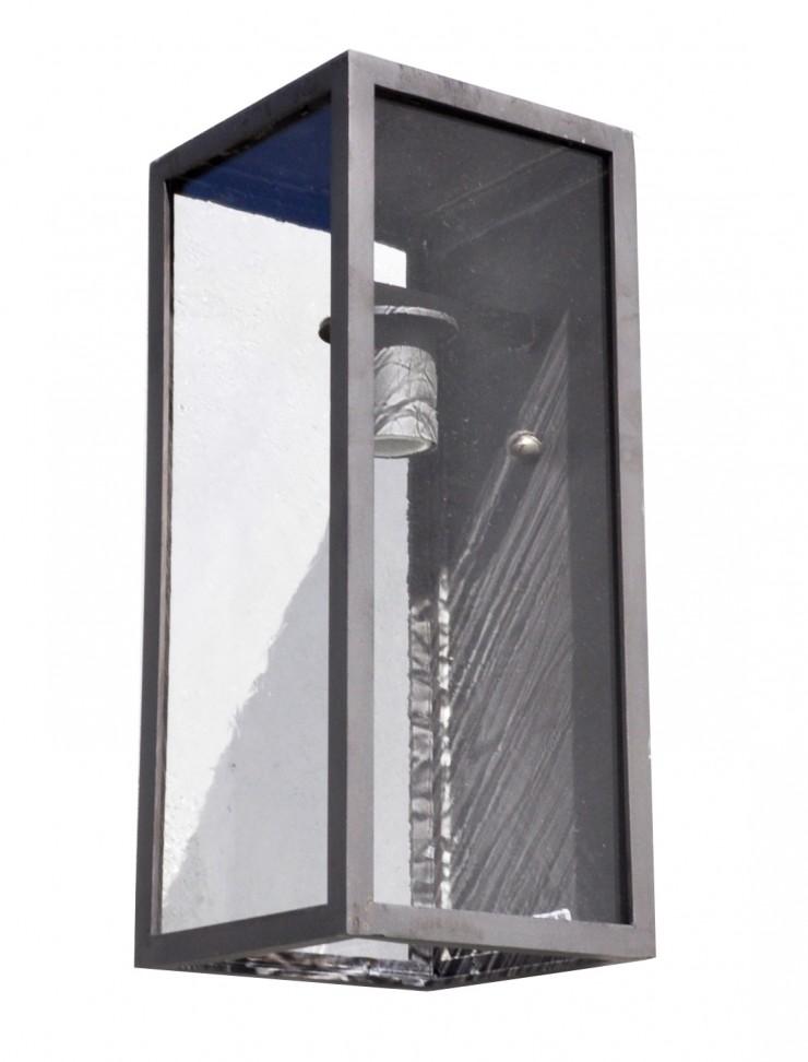 296 Mb1 Br Wba Brass Barstock Lantern Wall Flush  – ADG Lighting