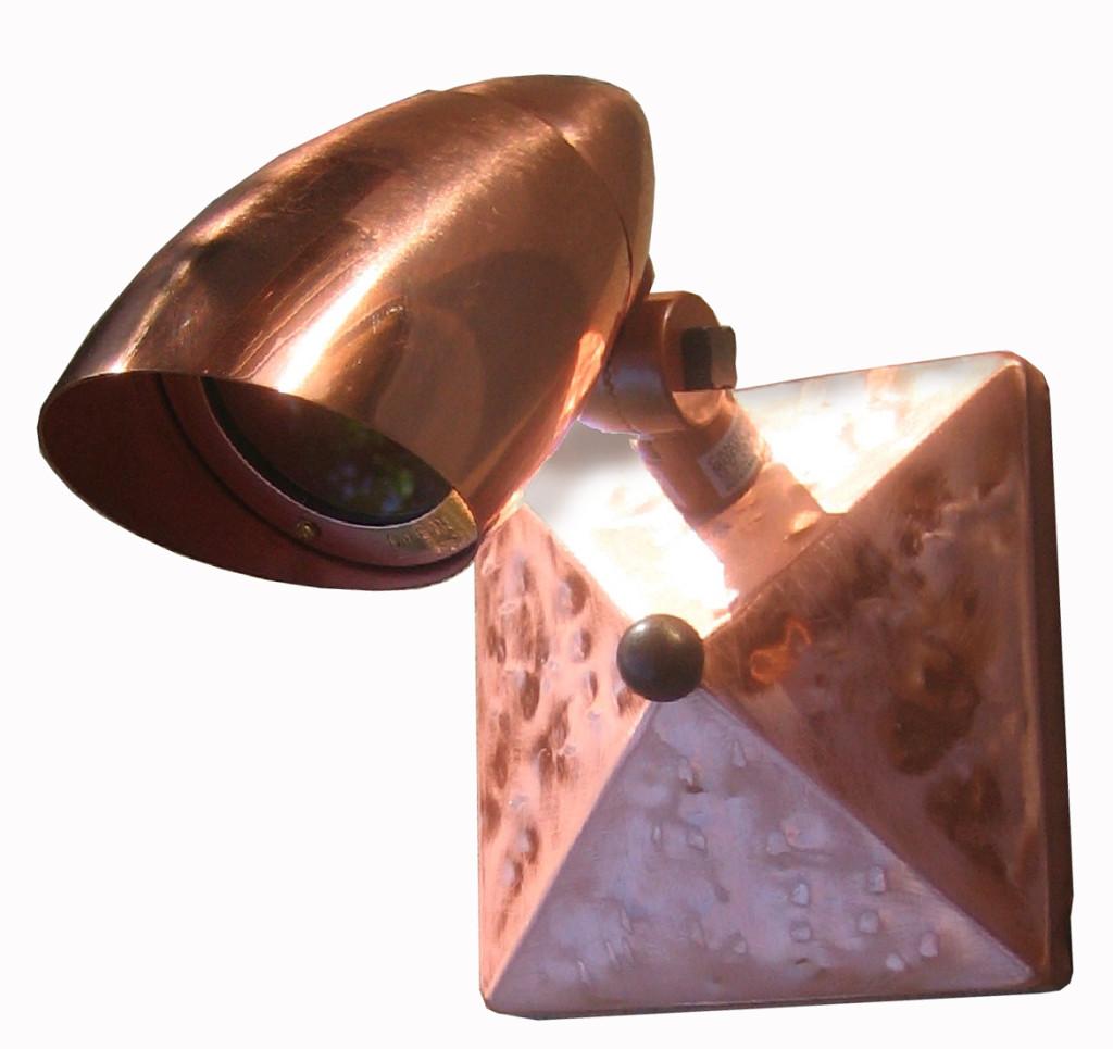 5290 MR 16 LED Copper Light – ADG Lighting
