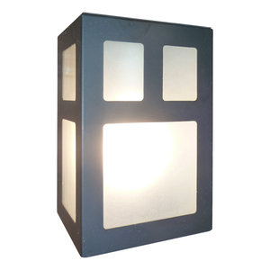 538 Mb1 St W Sh Steel Lantern – ADG Lighting