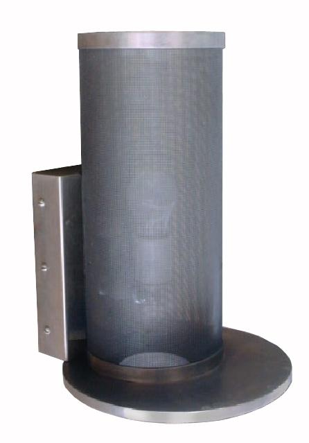 5880 Mb2 Br S S Sh Mesh Sconce 1 Brushed Nickel Finish – ADG Lighting