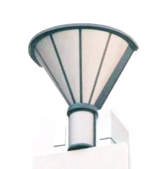 669 Ind Al W Ba Induction Light For Hotel – ADG Lighting