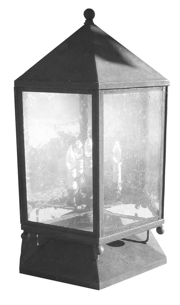 680 Cb5 Jc P Ba 6 Sided Pilaster Lantern  – ADG Lighting