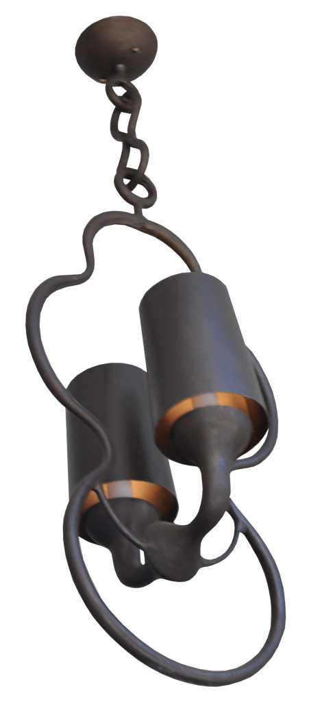 7322 Mb2 Ir H Ba Royere Form Chandelier 1 – ADG Lighting