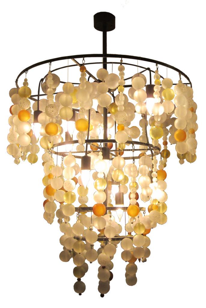 7398 Mb6 Gl H Glba Tiered Ball Chandelier 1  – ADG Lighting