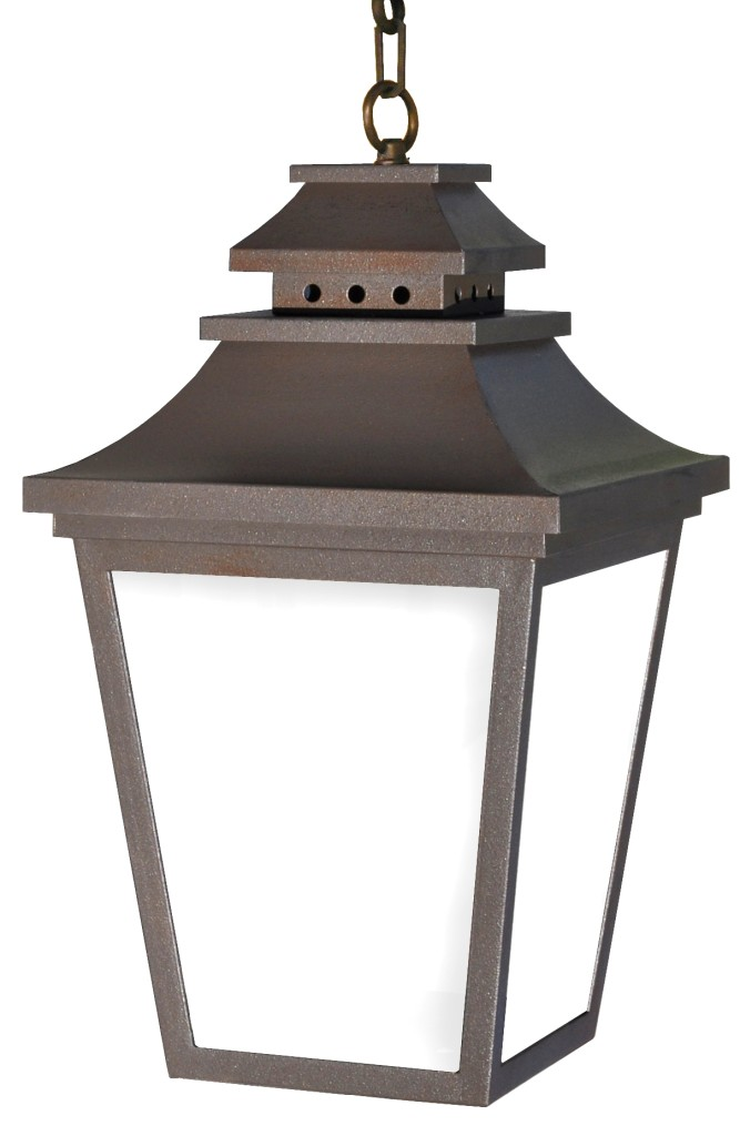 915 Mb1 Jc H Sh Hanging Pendant Lantern Crossover Design – ADG Lighting