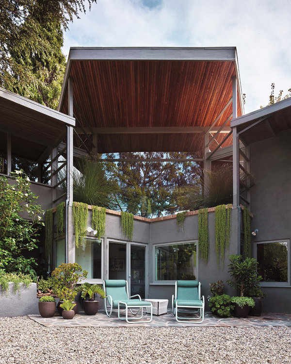 LA Architecture: The Glory of Schindler in Laurel Canyon