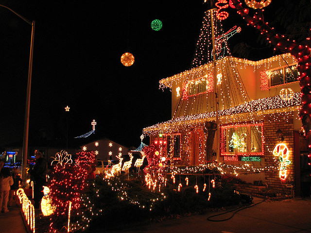 Candy Cane Lane STILL Shining Bright in the Valley