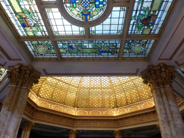 Los Angeles Architecture: Amazing Examples of Stained Glass