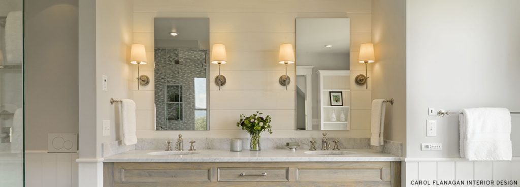 Dering Hall Feature: 60 Stylish Bathroom Lights