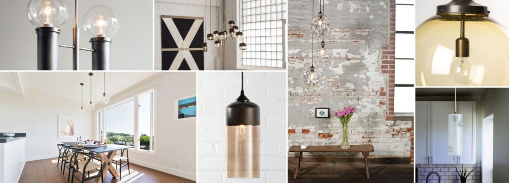 Dering Hall Feature: 32 Blown Glass Pendant Lights