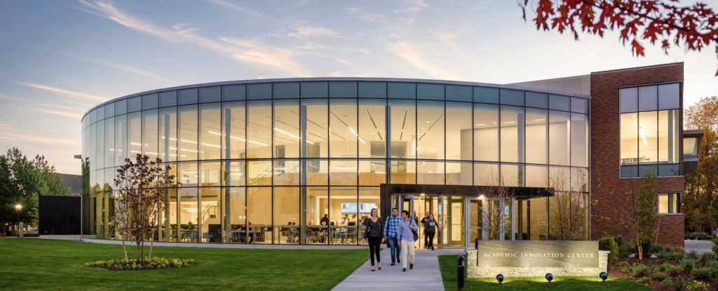 New Architecture: Designing the Campus of the Future