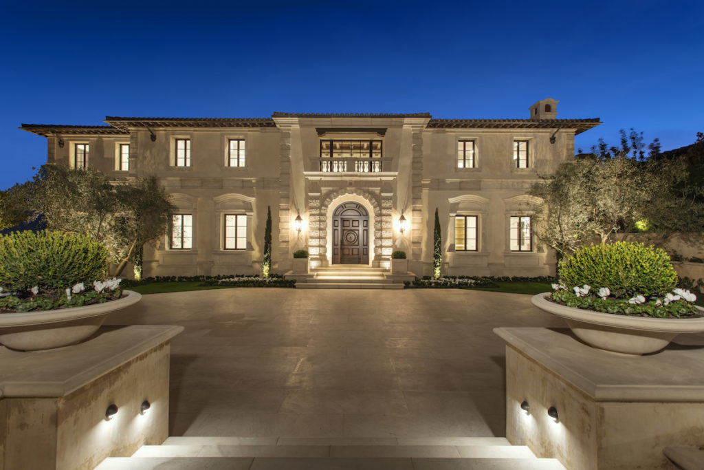Custom Lighting Design: ADG Lighting Featured in $21 Million Home