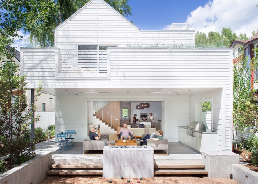 Aspen Architecture: Historic Protections and LEED Gold Certification