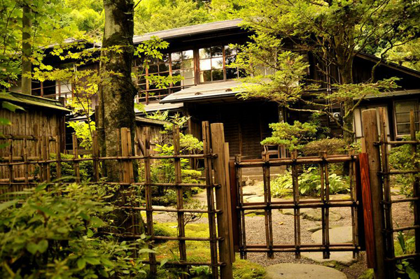 Nature Architecture: Traditions Steeped in Japanese Architecture