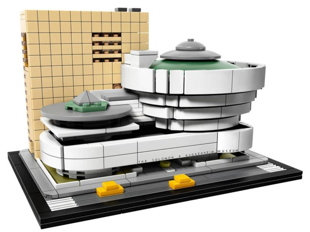 Are You Ready to Build the Guggenheim In Your Living Room?