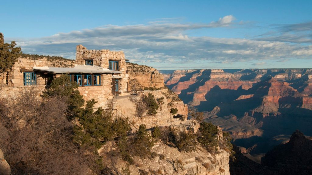 American Architecture – The Grand Canyon and Mary Colter