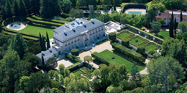 Luxury Homes – The Most Expensive Are in Bel Air
