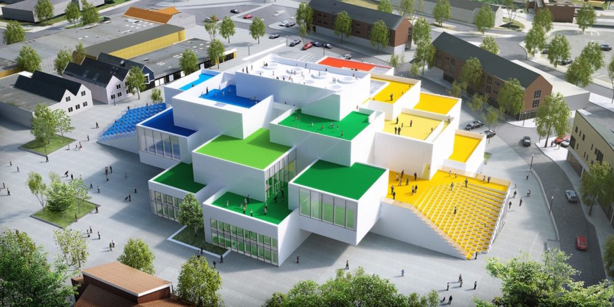 Lego House – The Creative Toy Comes To Life In Denmark