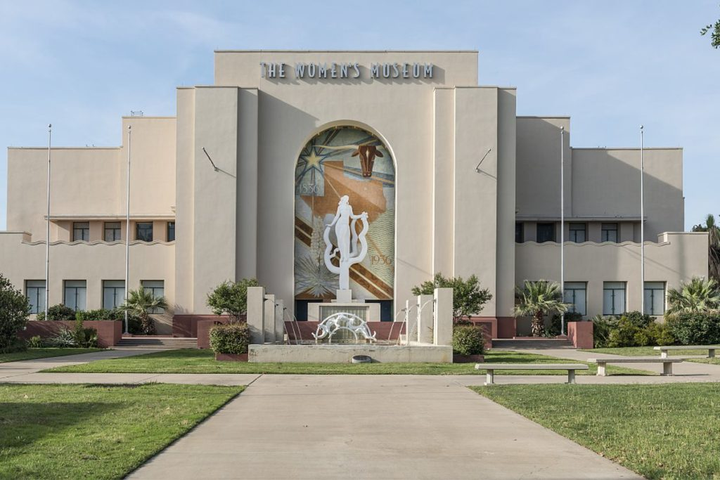 Texas Architecture – The Art Deco of Fair Park