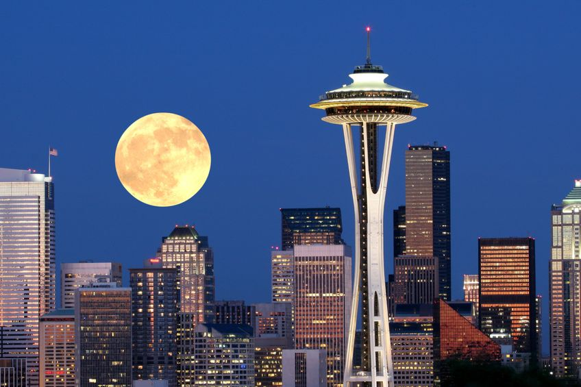 Seattle Architecture: It's Not All About The Space Needle