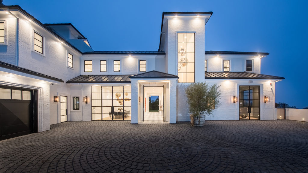 PRESS RELEASE: $23 Million Brentwood Home Purchased by NBA Player LeBron James
