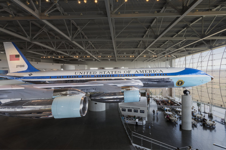 Air Force One – SAM 26000 & SAM 27000 Project Prestige and Power