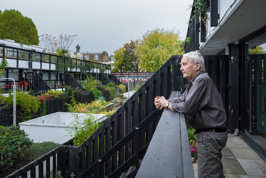 The Passing of an Architectural Giant