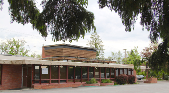 The Spiteful Destruction of a Frank Lloyd Wright Building