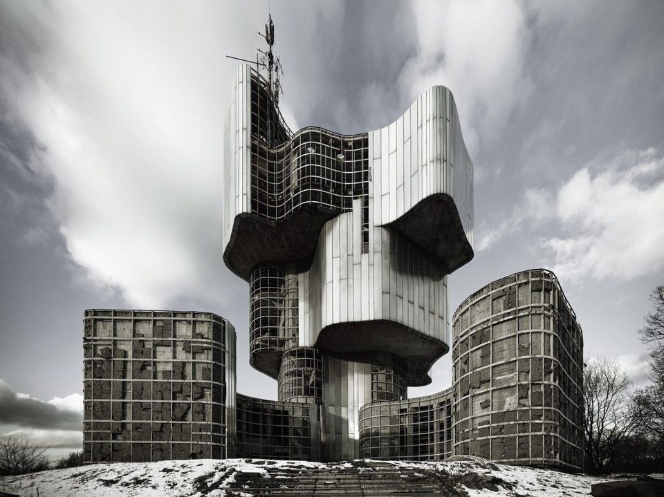 Yugoslavia and the Lost Art of Socialist Architecture