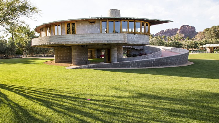 Spiral House in Phoenix For Sale