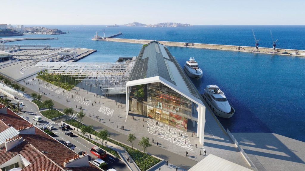 Marseille Enjoys A Rebirth of the Historic Grand Port