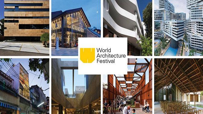 World Architecture Festival Announces Judges for 2019 Awards