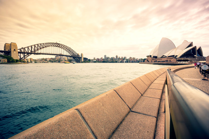 The Story Behind the Design of the Sydney Harbor Bridge