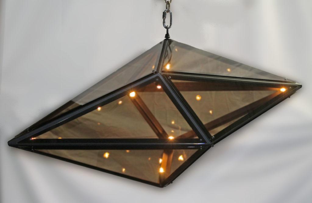 Diamond Chandelier ADG Lighting Recovered
