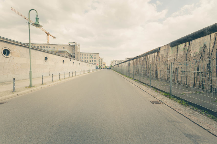 The Berlin Wall: Architecture That Symbolized Lack of Freedom