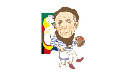 The Indirect Architecture of Pablo Picasso