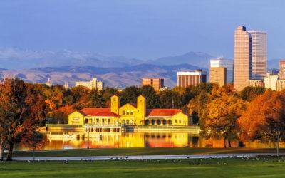 Denver Architecture Featuring the Ellie Caulkins Opera House