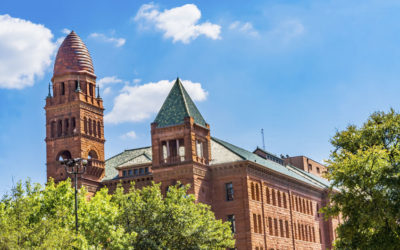 Bexar County Courthouse Stays True to Its Creator