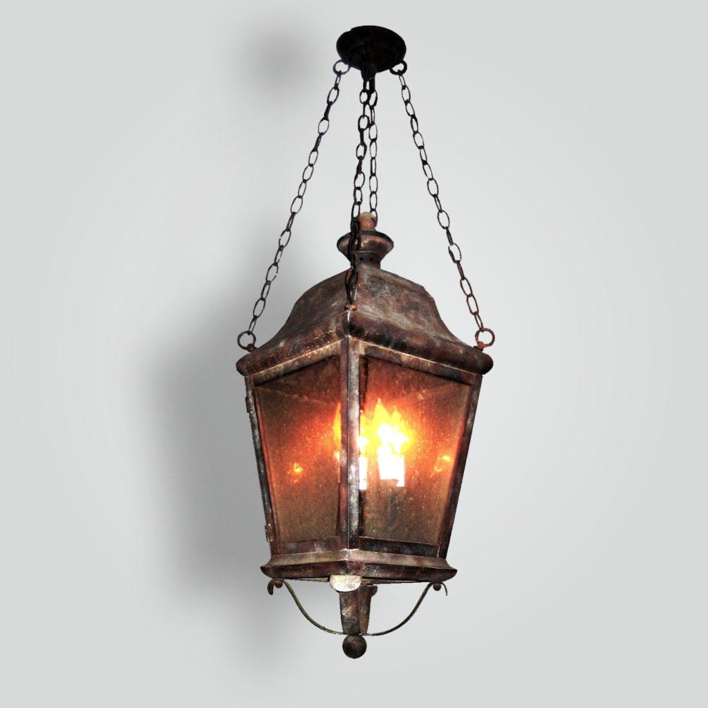 101-cb4-br-h-sh East Coast Lantern – ADG Lighting Collection