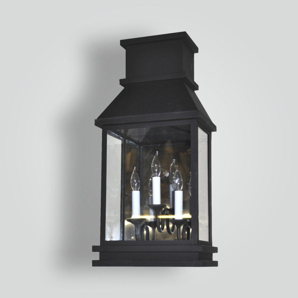 110-cb3-jc-w-sh Ahmanson Lantern – ADG Lighting Collection