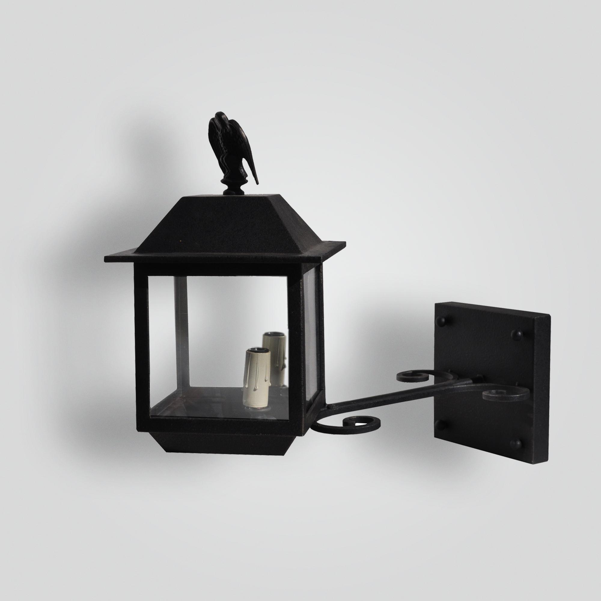 17cb1-ir-w-ba Eagle Wall Light – ADG Lighting Collection