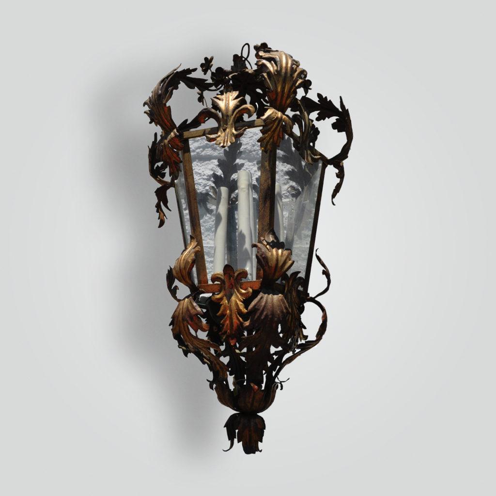 2010-cb4-st-h-sh-italian-pendant-lantern – ADG Lighting Collection
