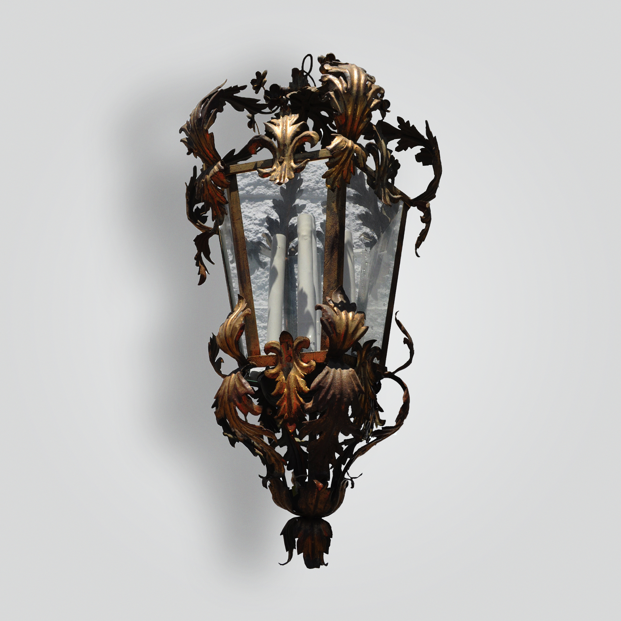 2010-cb4-st-h-sh-italian-pendant-lantern – ADG Lighting Collection