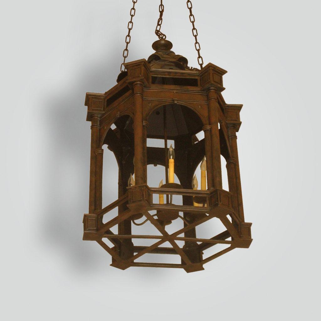 2050-mb4-ir-h-ba-cathedral-lantern – ADG Lighting Collection