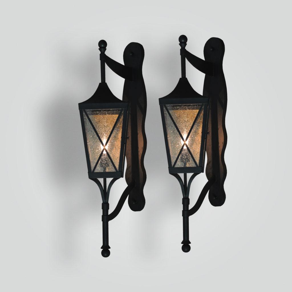 210-mb1-ir-w-ba Equis Lantern – ADG Lighting Collection