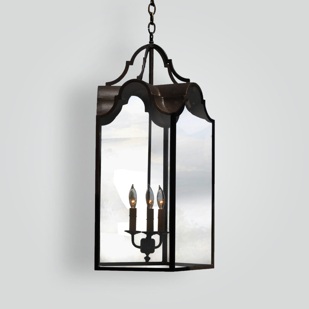 2110 5-sided Closed Top Pendant – ADG Lighting Collection